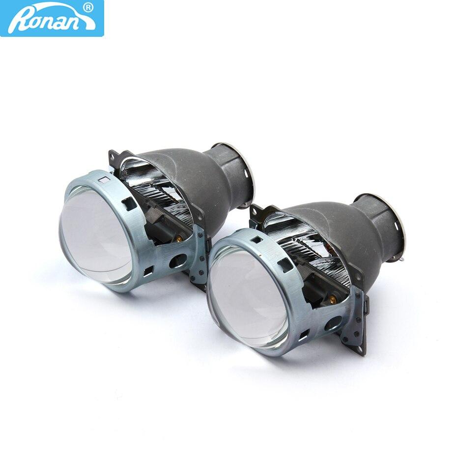 RONAN 3 0inch Q5 H7 Car bi xenon HID Projector Lens 35W for car headlight high