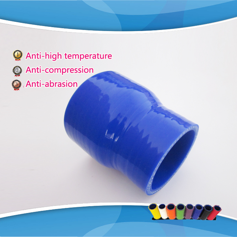 """Black 2.75/"""" To 3/"""" 90 DEGREE 70//76mm Silicone Hose Intercooler Coupler Pipe Turbo"""