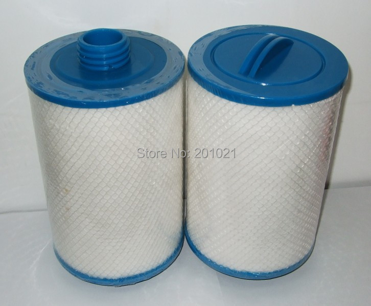 Filter spa RD800 - 2150 Denicor Arcadia hot tub filter Top: handle Meltblown Cartridge 1 '' 1/2 38MM SAE Thread spa tub cartridge filter for monalisa