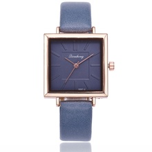 Square Watches Women Wrist Watch Ladies  Fashion Wristwatches For Woman Clock Female Hours Hodinky Relog Montre Femme