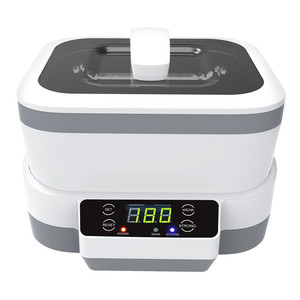 Image 2 - Skymen 1200ml Ultrasonic Cleaner Jewelry Denture Watches Eye Glasses Wasing Machine Tools Parts Detachable Bowl Ultrasound Bath