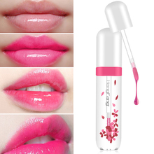 Transparent Flower Jelly Lipstick Makeup Kit