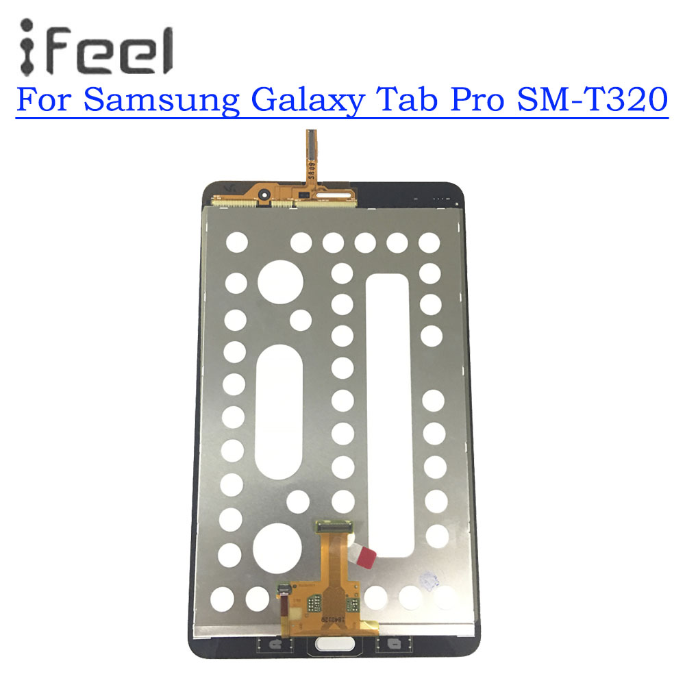 Für <font><b>Samsung</b></font> Galaxy Tab Pro SM-T320 T321 <font><b>T325</b></font> <font><b>LCD</b></font> Display Touchscreen Digitizer Sensoren Montage Panel Ersatz image