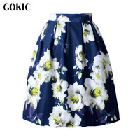 Owlprincess 2016 Vintage Elegant Ball Gown Audrey Hepburn Style Women Empire Knee Length Tutu Skirt Yellow