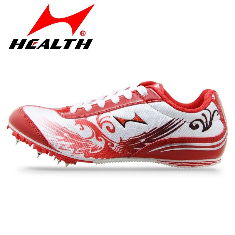 Health181 шипы кроссовки трек и поле Sprint обувь Спортивные Кроссовки Брендовая обувь ...