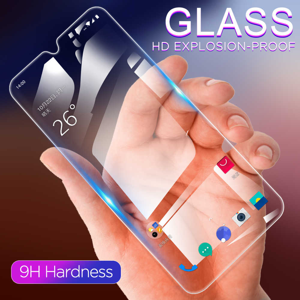 For Redmi 7 Clear Cover Tempered Glass For Xiaomi Redmi Note 7 5 6 Pro 6A 5 Plus 5A 4X Screen Protector Protective Film Glass