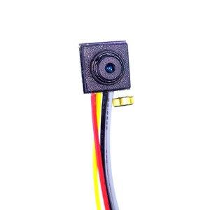 Image 3 - Audio 800TVL mini camera 8mm x 8mm small size analog video camera micro mini cvbs cctv camera FPV Camera for quadcopter