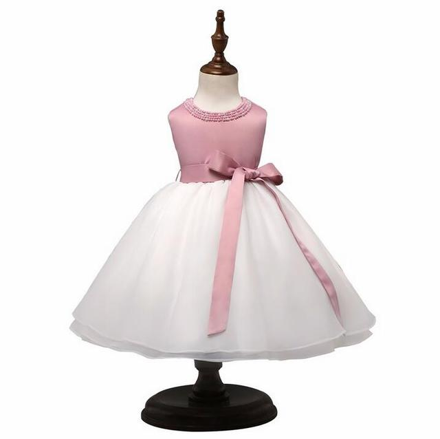 Nicoevaropa Neugeborenen Hochzeitskleid Kleid Baby Mädchen ...