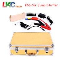 High Quality K66 PortablePower Bank Car Jump Start Emergency 18000mAh Power Jump Starter With Multi Function