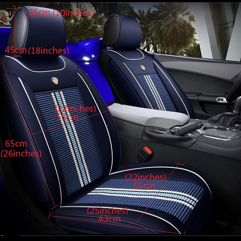 car seat cover vehicle chair leather case for seat ibiza 6l leon leon 1 2 leon fr toledo 2 tesla model s model x