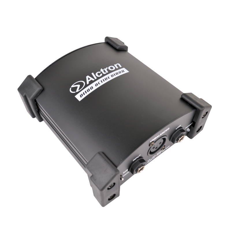 Alctron DI100 Active Box Used For Guitar Recording And Used In Stage Performance And Studio Room