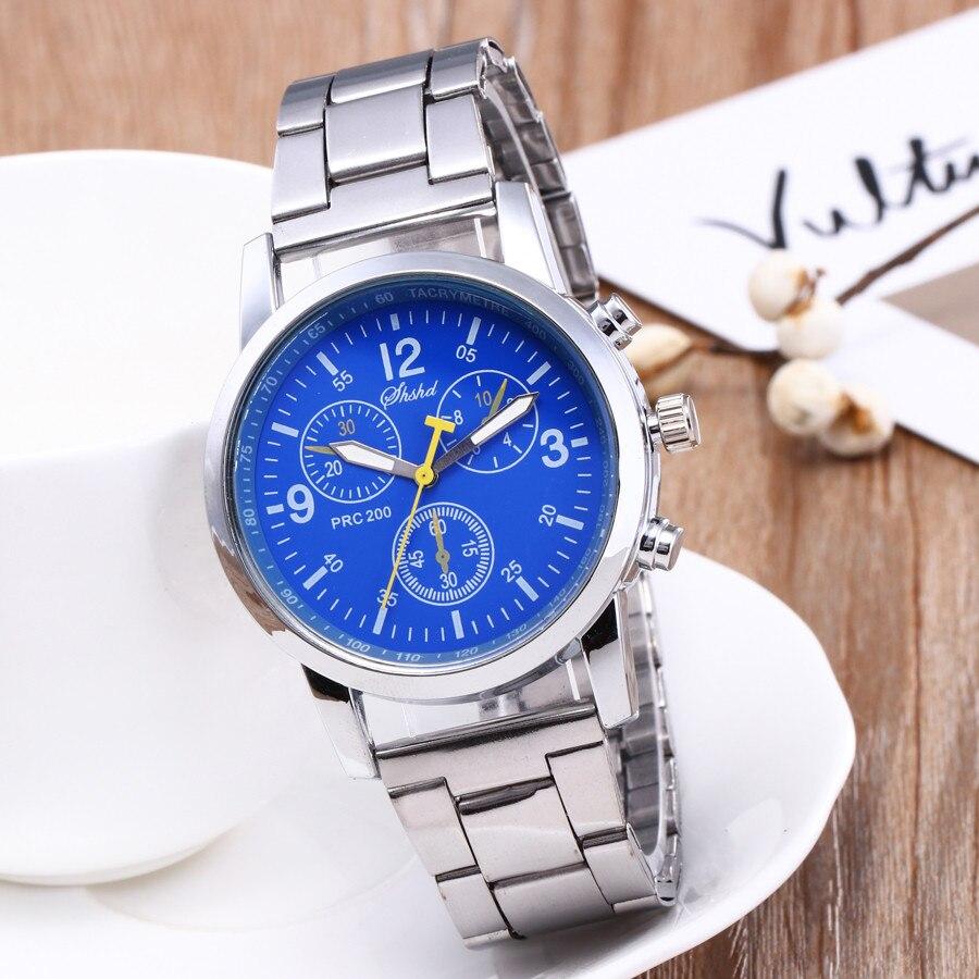 Montre homme bracelet acier analogique Quartz neutre zegarek damski montre homme 2019 orologio uomo reloj hombre marca de lujo