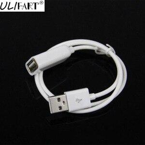 Image 1 - ULIFART Neue 1 Mt 3FT USB 2.0 Ein Mann zu Einem Weiblichen Verlängerung Extender Kabel Adapter High speed Ladegerät Für USB Stick Maus