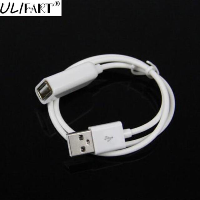ULIFART Neue 1 Mt 3FT USB 2.0 Ein Mann zu Einem Weiblichen Verlängerung Extender Kabel Adapter High speed Ladegerät Für USB Stick Maus