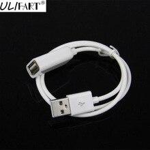 ULIFART Nieuwe 1 M 3FT USB 2.0 Een Mannelijke Een Vrouwelijke Uitbreiding Extender Cable Cord Adapter Hoge snelheid Oplader Voor USB Flash Drive Muis