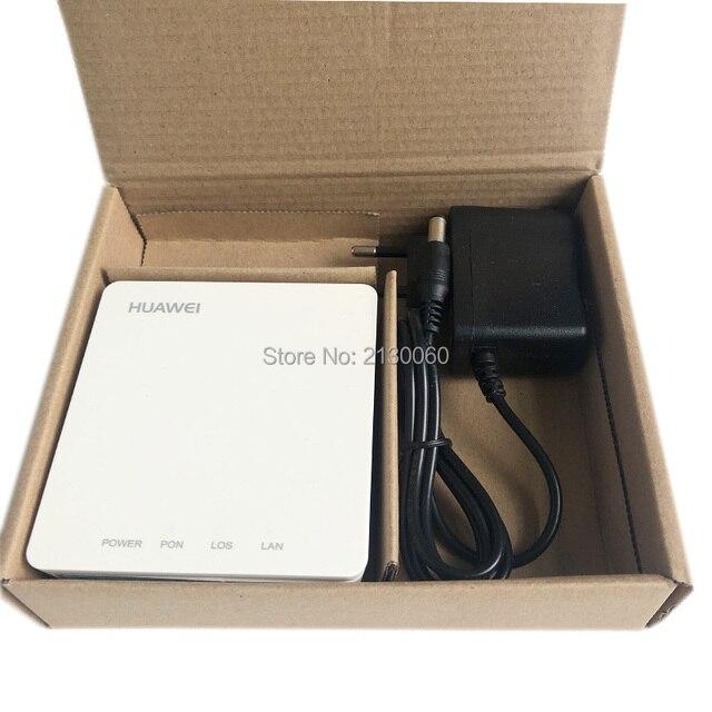 Cáp Quang FTTH Chuyển Đổi Hg8310m, Huawei Cáp Quang FTTH, Epon Onu, ban Đầu Huawei Tiếng Anh 1 Địa Cổng Ethernet Epon Nhà Ga Cáp Quang FTTH Onu