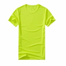 Joggers Running-Clothes T-Shirt CRESTGOLF New Men O-Neck Short Quick-Dry Sports
