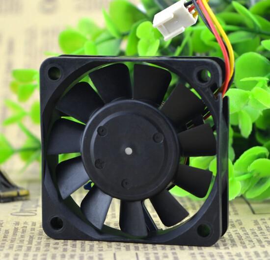 NIDEC TA2250C R34487-57 60*60*15 DC5V genuine 0.31A 3 lines radiating fan