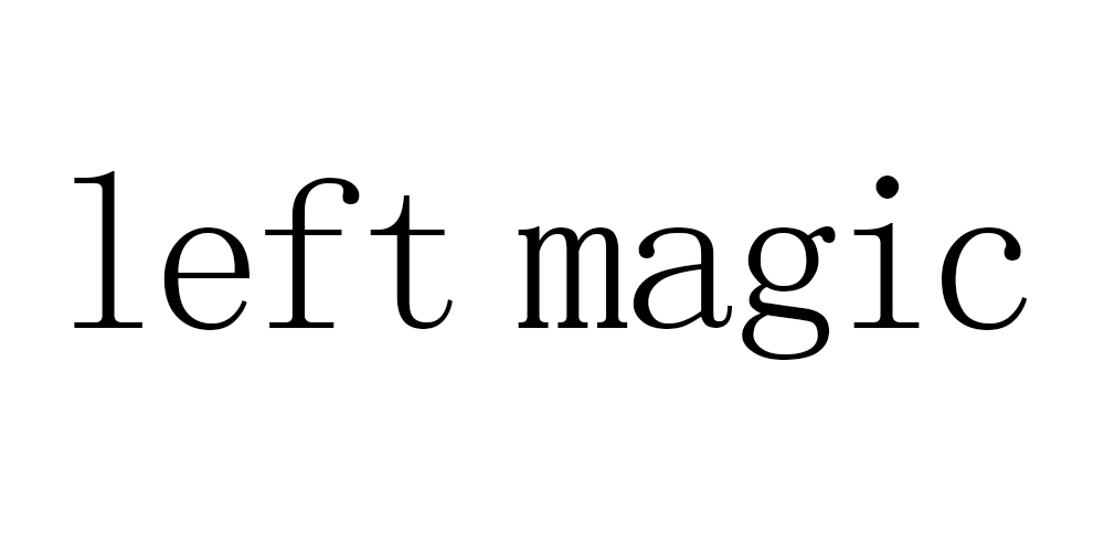 left magic