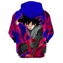 GOKU BLACK 3D HOODIES