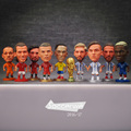 Soccerwe World Cup Soccer Star Lovely Action Figure Model Toys Football Dolls Gift Cronaldo Pogba Ibrahimovic Bale Neymar