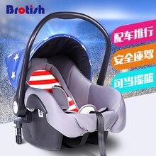70 см * 39 см-57 см ребенок корзина тип ребенок безопасности автокресло для новорожденного ребенка 0-15 месяцев ЕЭК детских сидений безопасности автомобиля