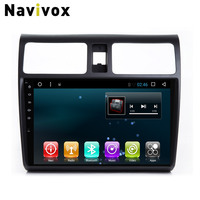 Navivox 10 2 Din Android 6 0 Car GPS Navigation Stereo Audio Player For Swift 2005