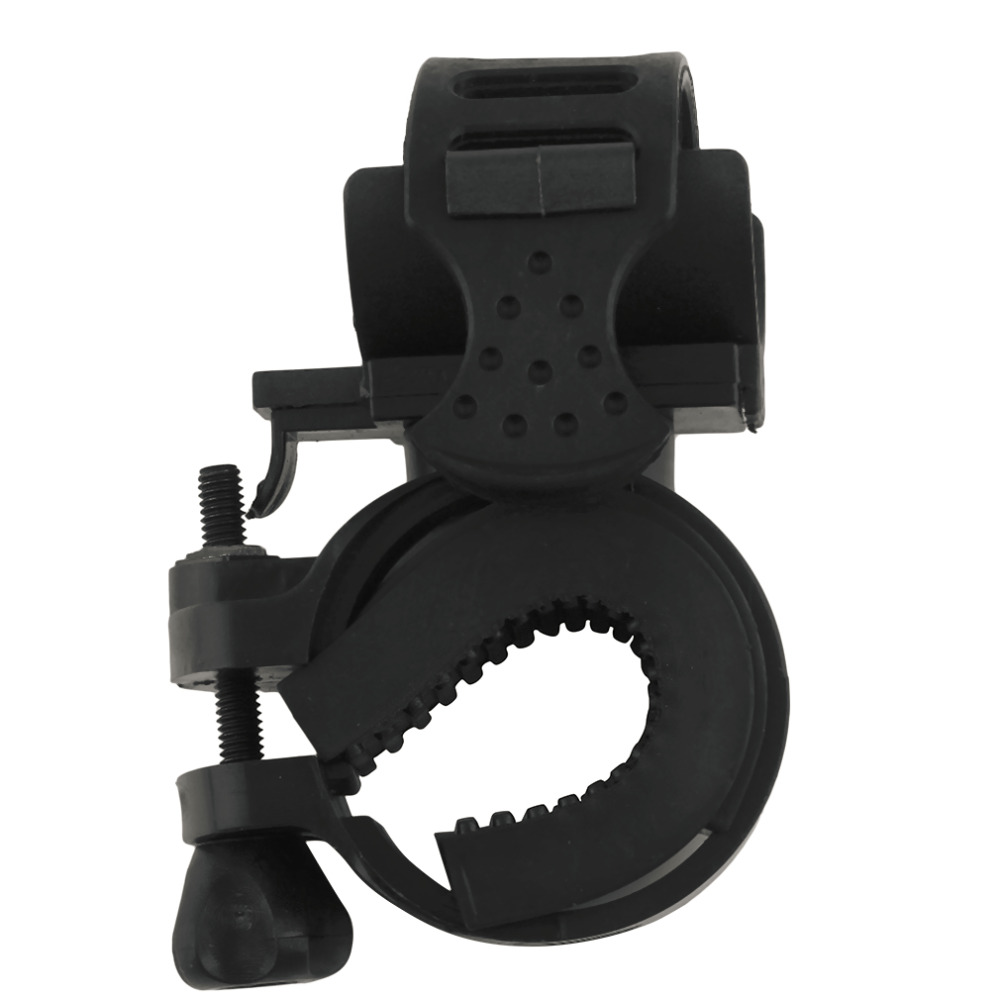 360 Degree Cycling Bike Mount Holder for LED Flashlight Torch Clip Clamp Best Seller Newest Newest