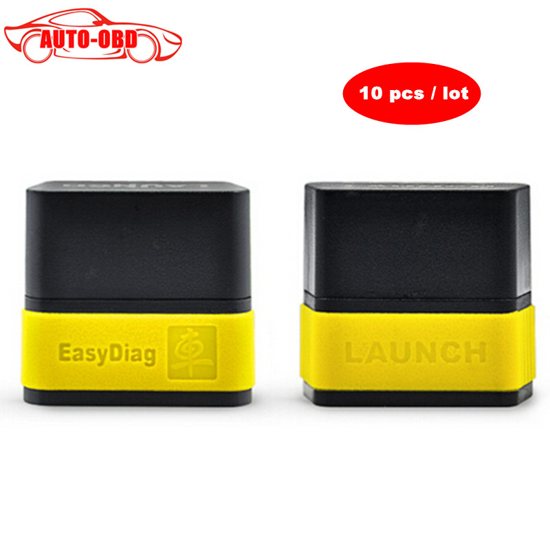 2017 New Update Original Launch X431 EasyDiag 2 0 Onlie Update For IOS Android 2 IN