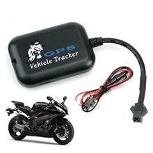Vehicle mini gps tracker Car Accessories Vehicle Bike Motorcycle GPS/GSM/GPRS Real Time Tracker Monitor Tracking Car-styling CC#(China)