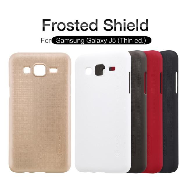 sports shoes e47cd 16f00 Nillkin Frosted Shield Hard Matte Case For Samsung Galaxy J5 2015 ...