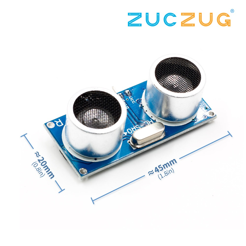 HC-SR04 HCSR04 to world Ultrasonic Wave Detector Ranging Module HC-SR04 HC SR04 HCSR04 Distance Sensor image