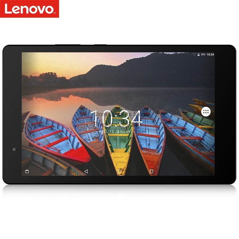 Lenovo P8 8.0 polegada Tablet PC 625 GHz Snapdragon 2.0 Núcleo octa 16 3 GB de RAM GB ROM Android 6.0 TB-8703F wifi 4250 mAh