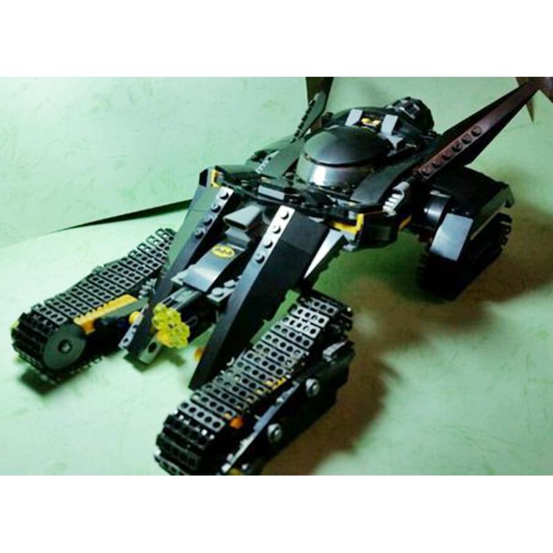 Lepin 07037 Super Heroes Batman Killer Croc Sewer Smash building Blocks Bricks Toys Set Boy Game Compatible with Bela 76055