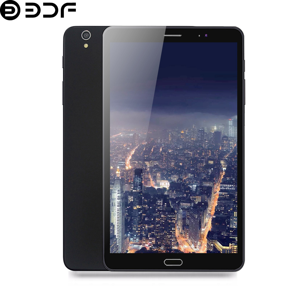8 Inch Tablet Pc 3G Phone Call Quad Core Google Play Android 6.0 Tablets WiFi Bluetooth Dual SIM Cards 1280x800 IPS Screen Tab