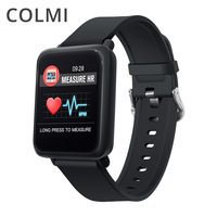 COLMI Smart Watch IP68 Waterproof Swimming Heart Rate Monitor Fitness Tracker Men Kids Bluetooth Smartwatch For Android IOS Smart Watches