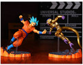 Japan Anime Dragon Ball Z Super Saiyan Son Goku Freeza Juguetes PVC Action Figure Collectible Brinquedos Model Doll Kids Toys