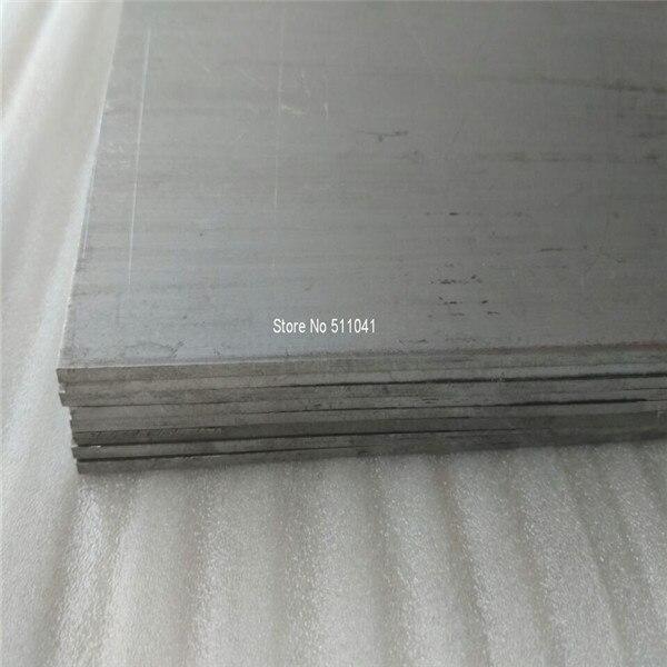 ASTM B265 Titanium Ti6Al4V Grade 5 Plaques de tôle, 2mm * 400mm * 560mm livraison gratuite