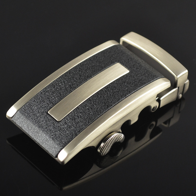 Men'S Belt Buckle High Quality Alloy Material Suitable For Leather Belt Body Width 3.5cm Designer Fashion CE25-0688