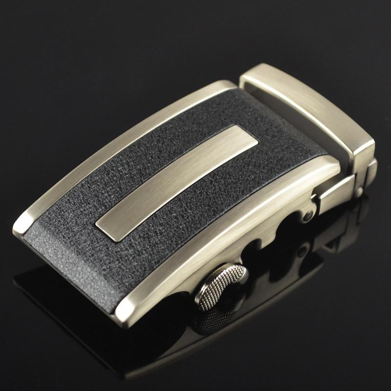 Men'S Belt Buckle High Quality Alloy Material Suitable For Leather Belt Body Width 3.5cm Designer Fashion CE25-0688