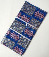 10 yards golden Bazin riche brocade fabric African sewing Atiku lace 100% cotton high quality