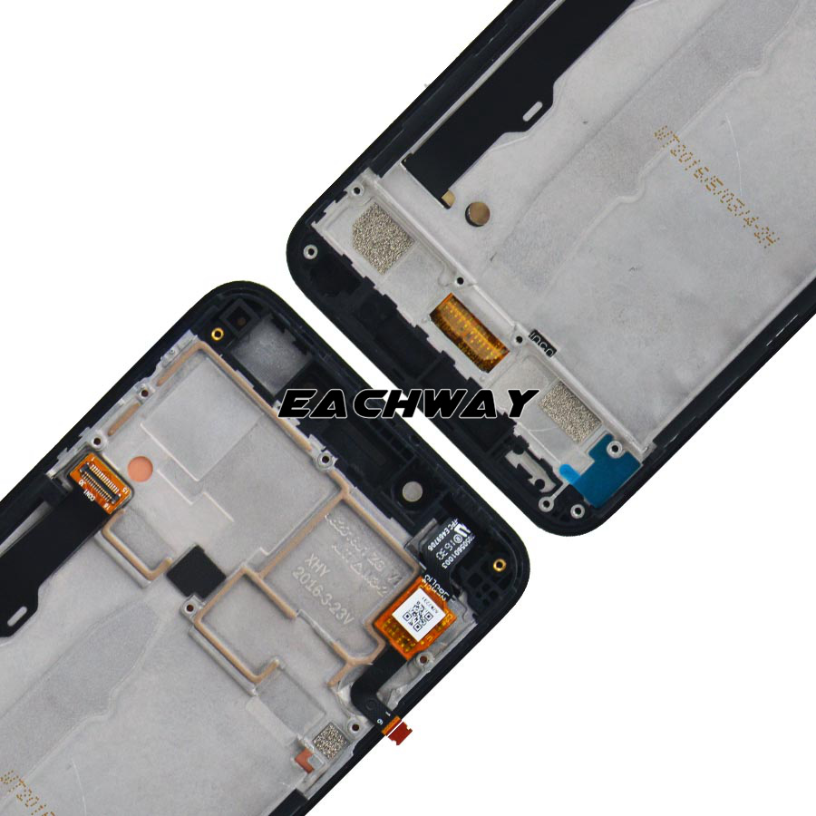 K5 Plus LCD Display