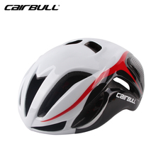 CAIRBULL Bicycle Helmet Cycling Safety Cap Road Bike Reduce Wind Resistance 17 Ventilation Holes eps Integrally-moldes 4d helmet