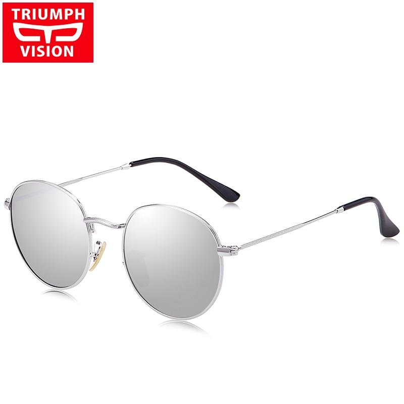 triumph vision vintage sun glasses mirror