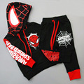 Pants Spring Autumn Kids Sport Tracksuits Baby Boy Clothes Spider-Man Costume Spiderman Suit Boys Clothing Sets Ensemble Garcon