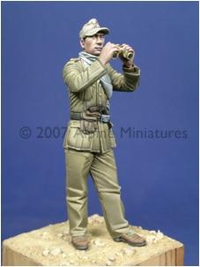 1:35  DAK Panzer NCO