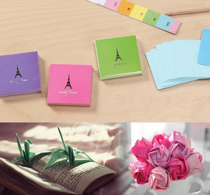 400pcslot folded paper 150x150mm paper cranes rose flowers love 400pcslot folded paper 150x150mm paper cranes rose flowers love gift for bf gf handmade mightylinksfo