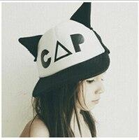 New Fashion Baby Sun Visor Caps For Boys And Girls Bebek Baseball Hat With Cute Ear