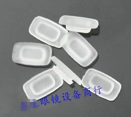Atacado Praça Silicone pad nariz ponte, stipule óculos, nariz óptico, óculos  de acessórios, 500 pares lote 2871df52d3