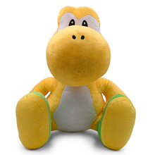 1641CM Super Mario Yellow Yoshi Dragon Plush Toys Soft Stuffe Children Baby Gift